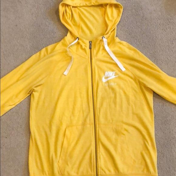 a50651410fcd Nike Women s Gym Vintage Full Zip Hoodie. M 5ac653e0a4c485daeeae5149